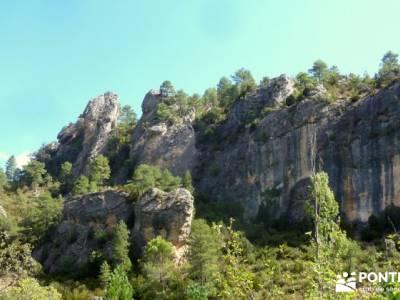 Hoz del Río Escabas - Serranía de Cuenca (Senderismo refrescante);club singles madrid rutas por si